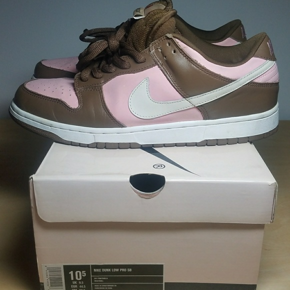 new products 81f82 f65cc Nike SB Dunk Low - Stussy